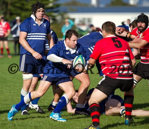 Kiwi Vs Wests. Local derby match that saw Kiwi win 31-7 in Hokitika. Photo Courtesy of : http://www.digisport1.org/304660720